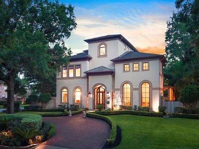 Houston Single Family Home For Sale: 5203 Fieldwood Drive