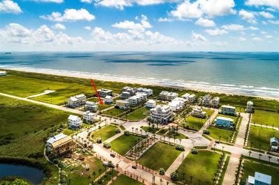 Galveston Residential Lots & Land For Sale: 729 & 733 Positano Road