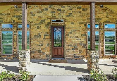 Willis Single Family Home For Sale: 1722 Opal Trail