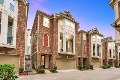Houston Single Family Home For Sale: 1519 Nagle Street