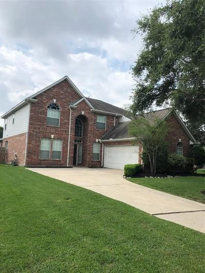 Houston Single Family Home For Sale: 14415 Chartley Falls Drive