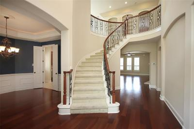 The Woodlands Single Family Home For Sale: 78 W Cove View Trail