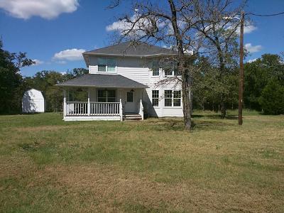 Somerville Single Family Home Pending: 201 Cowboys Drive