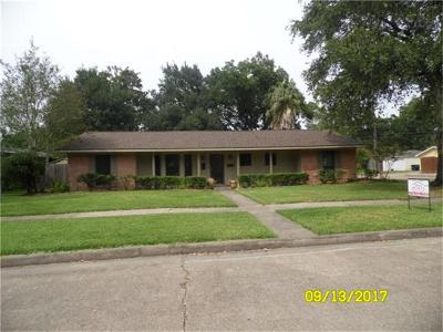 Houston Single Family Home For Sale: 5402 Darnell