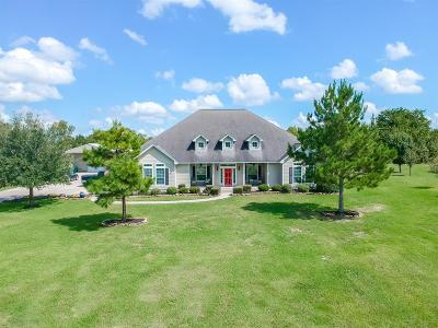 Montgomery Single Family Home For Sale: 105 Jenny Lane