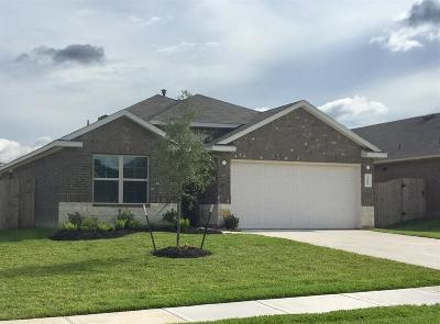 Conroe Single Family Home For Sale: 14005 Lake Crescent Drive