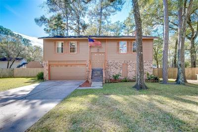 Kingwood Single Family Home For Sale: 2930 Valley Rose Drive