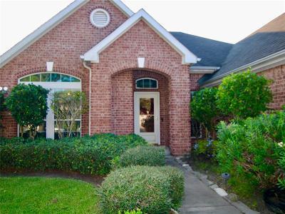 League City Single Family Home For Sale: 411 Cedar Lake Drive
