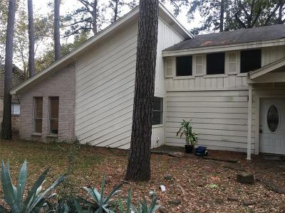 Spring Single Family Home For Sale: 25115 Butterwick Drive