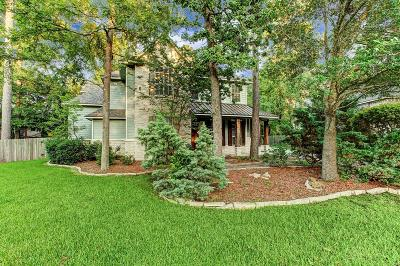 The Woodlands Single Family Home For Sale: 26 Juniper Grove Place