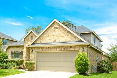 Humble Single Family Home For Sale: 12607 Fisher River Lane
