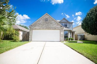 Channelview Single Family Home For Sale: 1118 Fairlane Square