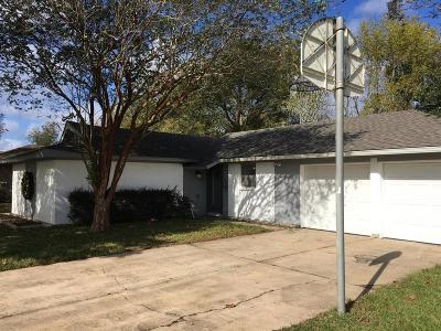 Pearland Single Family Home For Sale: 5003 Apple Springs Drive