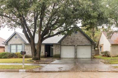 Tomball Single Family Home For Sale: 22410 Mosswillow Lane