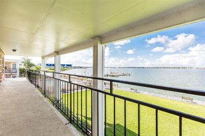 Seabrook Condo/Townhouse For Sale: 3535 Nasa Parkway #106