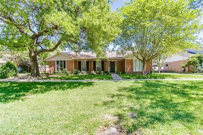 Seabrook Single Family Home For Sale: 2114 Oceanview Drive