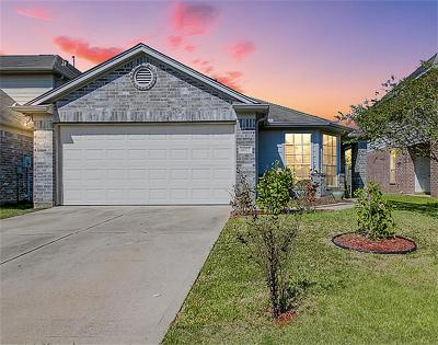 Cypress Single Family Home For Sale: 18522 Alemarble Oak