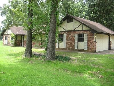 Montgomery TX Single Family Home For Sale: $149,000