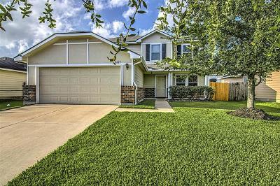 Houston Single Family Home For Sale: 2627 Steelhead Drive