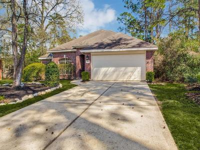 The Woodlands Single Family Home For Sale: 195 Shale Run Place