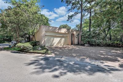 Memorial Condo/Townhouse For Sale: 26 Bayou Shadows Street