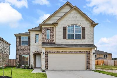 Houston Single Family Home For Sale: 11607 Downey Violet