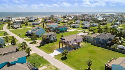 Galveston Single Family Home For Sale: 4114 Vista