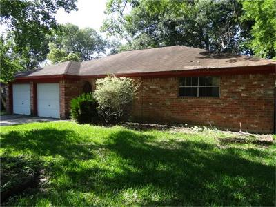 Galveston County Single Family Home For Sale: 4711 29th Street