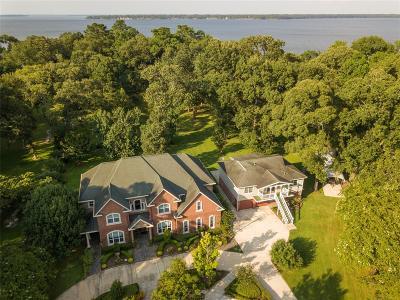 Houston Single Family Home For Sale: 13518 Lakeside Terrace Drive
