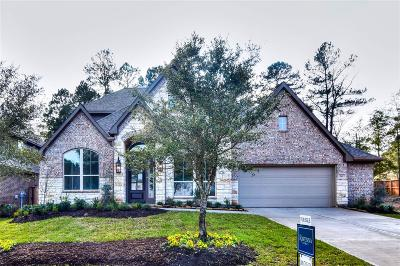 Conroe Single Family Home For Sale: 143 Verdancia Park Court