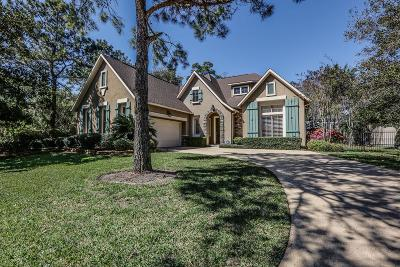 The Woodlands Single Family Home For Sale: 90 W Racing Cloud Court