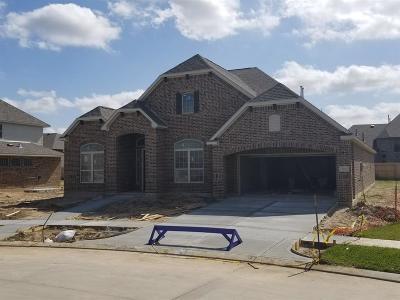 Manvel Single Family Home For Sale: 4335 Dalea Clover Lane