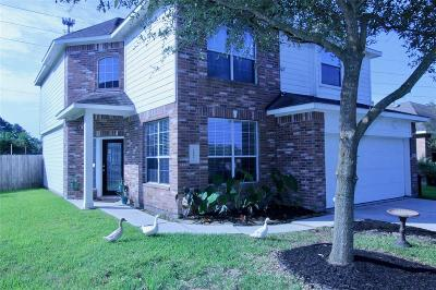 Spring Single Family Home For Sale: 3903 Falvel Cove Drive