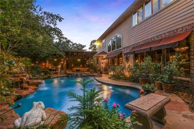 The Woodlands Single Family Home For Sale: 7 Pascale Creek Place