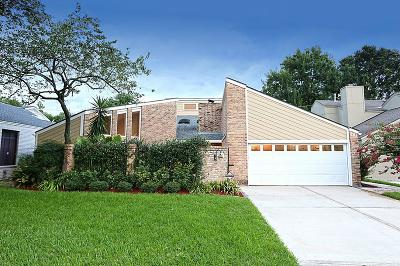 Houston TX Single Family Home For Sale: $335,000