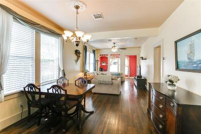 Houston Single Family Home For Sale: 841 E 23rd Street
