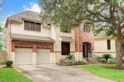 Bellaire Single Family Home For Sale: 545 Cascade Street