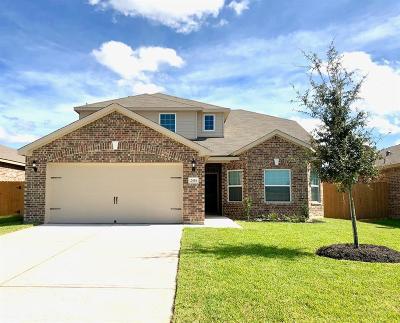 Texas City Single Family Home For Sale: 2414 Regatta Lane