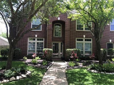 Missouri City Single Family Home For Sale: 10222 Shipmans Landing Drive