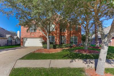 Single Family Home For Sale: 11415 Stone Mallow Drive