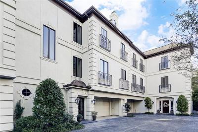 Houston Condo/Townhouse For Sale: 2412 Potomac Drive