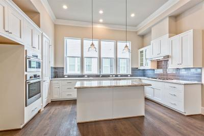 Houston Single Family Home For Sale: 2304 Hutchins Street