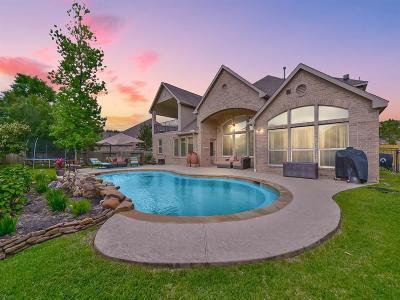 Summerwood Single Family Home For Sale: 15723 Misty Leaf Lane