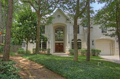 The Woodlands Single Family Home For Sale: 14 Cane Mill Place