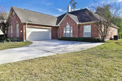 Conroe Single Family Home For Sale: 3504 White Oak Landing