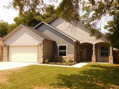 Pasadena Single Family Home For Sale: 3717 Washington Street
