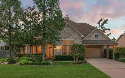 The Woodlands Single Family Home For Sale: 22 Bardsbrook