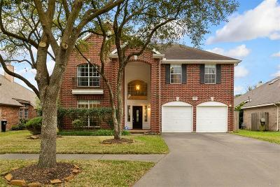 Houston Single Family Home For Sale: 10623 Indian Paintbrush Lane