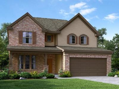 Cypress Single Family Home For Sale: 8718 Chapada Highlands Drive