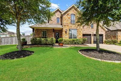 Missouri City Single Family Home For Sale: 3307 Sunset Field Lane